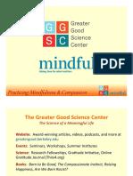 MindfulnessCompassion Slides Final For Web