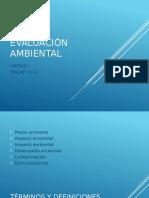 Evaluacion Ambiental Parte i