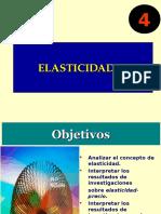 4) ELASTICIDADES