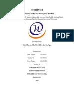 2 - Sampling Audit
