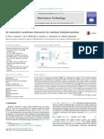 An Innovative Membrane Bioreactor for Methane Biohydroxylation