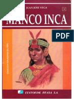 Manco Inca de Juan Jose Vega