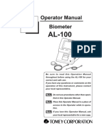 AL 100user Manual Extract