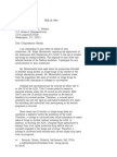 US Department of Justice Civil Rights Division - Letter - tal669