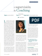 La Supervision en Coaching