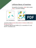 JB CI 10.1 Collision Theory