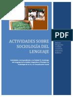 Sociología Del Lenguaje