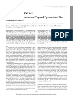 Cardiac Disfunstion and Disritmias