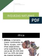 Atualidades - Riquezas Naturais - Amazônia