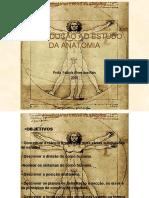 Introducao Estudo Da Anatomia Humana 2014