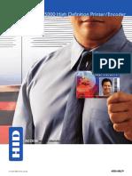 HID Fargo HDP 5000 Brochure