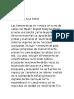 SDA 5000