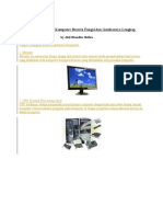 29 Perangkat Keras Komputer Beserta Fungsi Dan Gambarnya Lengkap