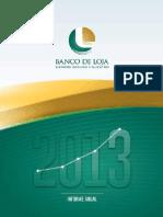 Banco de Loja Memoria 2013