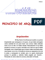 Clase 7 - Hidrostática (2)