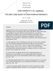 Salyer Land Co. v. Tulare Lake Basin Water Storage Dist., 410 U.S. 719 (1973)