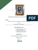 Facultad de Contabilidad y Finanzas Corporativas