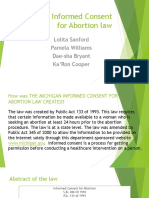 michigan informed consent for abortion law pp