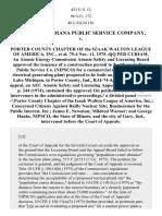 Northern Indiana Public Service Co. v. Porter County Chapter of Izaak Walton League of America, Inc., 423 U.S. 12 (1975)