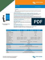 Datasheet Blue Power Battery Charger IP22 180 265 VAC En