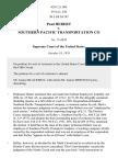 Paul Hebert v. Southern Pacific Transportation Co, 429 U.S. 904 (1976)