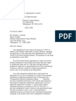US Department of Justice Civil Rights Division - Letter - tal680