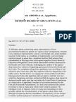 Abood v. Detroit Bd. of Ed., 431 U.S. 209 (1977)