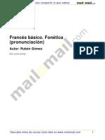 Frances Basico.fonetica (Pronunciacion)