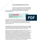 Profile of SQUARE PHARMACEUTICALS LTD by biplob_bsp UIU