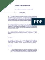 RESOLUCION 108-2003