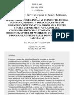 Pauley v. BethEnergy Mines, Inc., 501 U.S. 680 (1991)