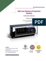 Distance Relay D60