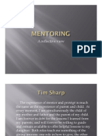 mentoring project presentation