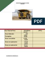 Proceso de Formacion de Los Yacimientos Minerales Del Peru Geo