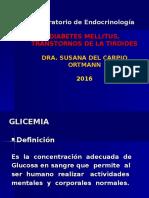 Laboratorio Diabetes y Tiroides
