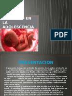 El Aborto Diapos