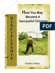 How You May Become A Successful Christian