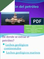 Metodos de extracción del petróleo