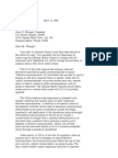 US Department of Justice Civil Rights Division - Letter - tal695