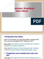 2-Persamaan Gas Ideal