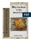 Why The BibleIs The Word Of God