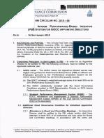 GCG MC 2015-06, 2015 Interim PBI System for Appointive Directors