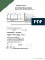 Metrados y Analisis Estatico 2003