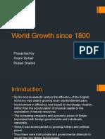 World Growth Presentation