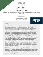 Melendez v. United States, 518 U.S. 120 (1996)