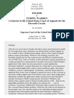 Felker v. Turpin, 518 U.S. 651 (1996)