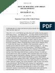 Department of Housing and Urban Development v. Rucker, 535 U.S. 125 (2002)