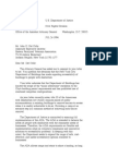 US Department of Justice Civil Rights Division - Letter - tal706