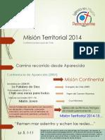 Ppt Mision Territorial