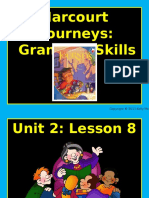 Unit 2 Lesson 8 Grammar Skills Coordinating Conjunctions, Subordinating Conjunctions, Correlative Conjunctions, Review, Connect to Writing